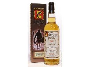 Blackadder Linkwood 1991 22y raw cask