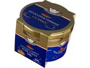 Kachní terrina s 50% Foie Gras Classic RC