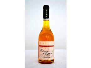 Nejvyšší řada tokajského vína