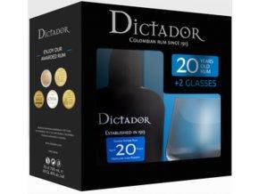 dictador sklo